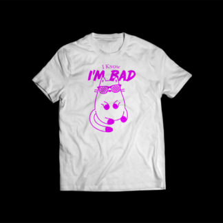 I know I'm Bad Cat T-Shirt